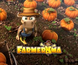 Farmerama, spielen Sie auf Ihrer eigenen Farm
