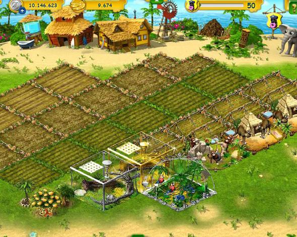 Farmerama bewirtschaften Sie Ihre Felder