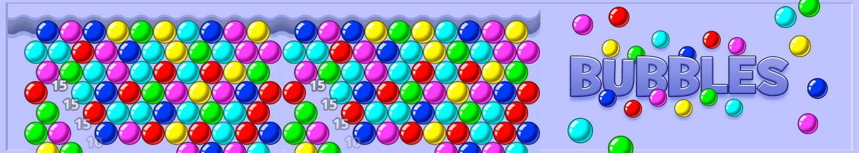Bubbles - Vorsicht, das Spiel macht süchtig!