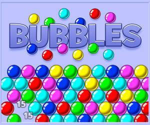 Bubbles - der klassische Bubble Shooter!
