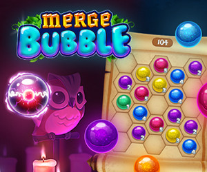 Merge Bubbles