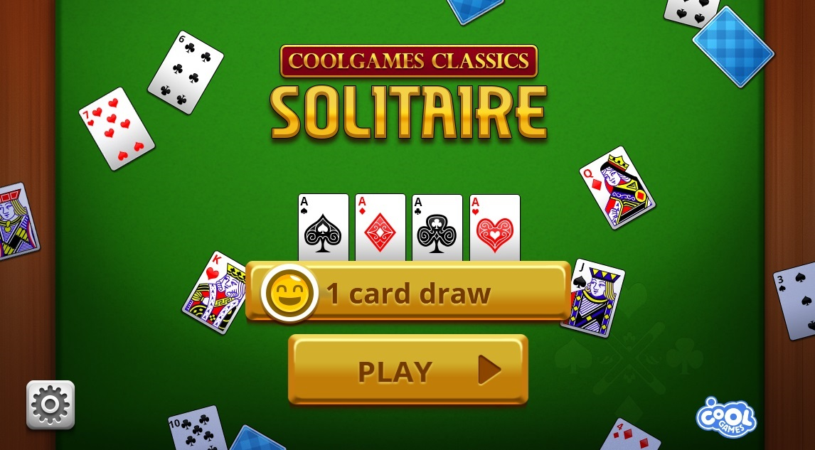 spel solitaire
