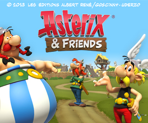 Asterix and Friends
