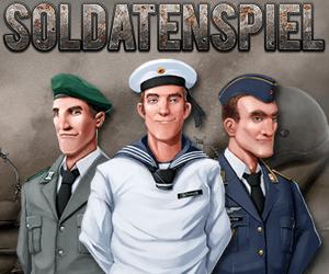 Das satirische Soldaten-Spiel!