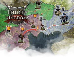 Thirty Kingdoms das Mittelalter Strategie Spiel