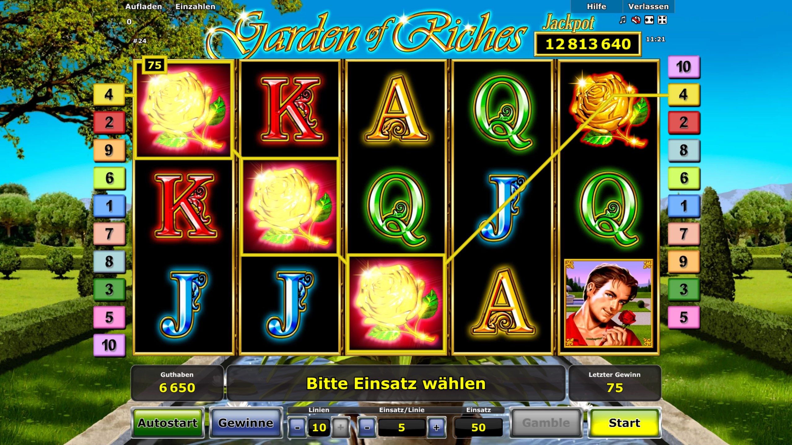 casino mobile online jetzt spielen