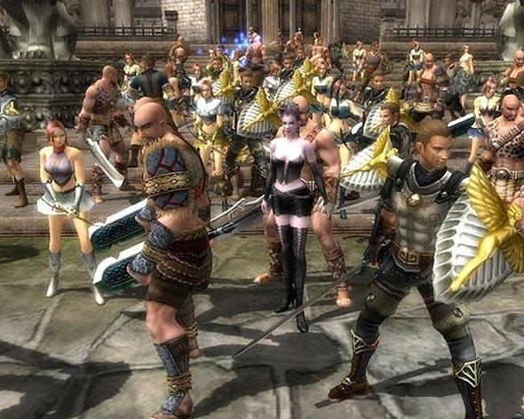 Last Chaos Armee