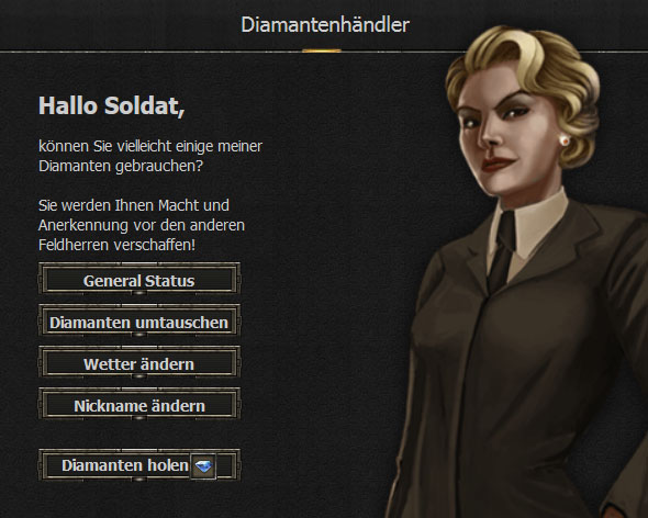 War Game 1942 Diamantenhändler
