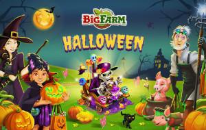 Big Farm Halloween event