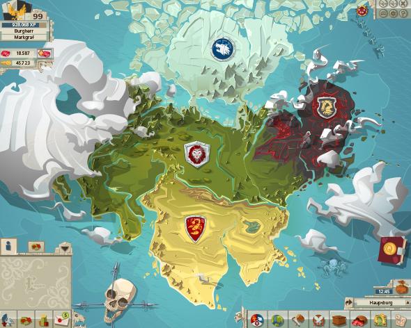 Goodgame Empire gründen Sie Ihr Imperium