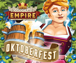 Goodgame Empire feiert das Oktoberfest