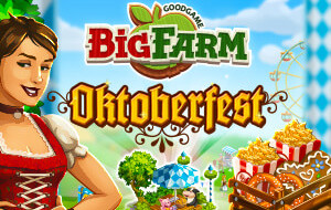 Goodgame Big Farm - Oktoberfest