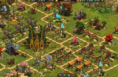 Elvenar - Errichten Sie eine imposante Stadt!