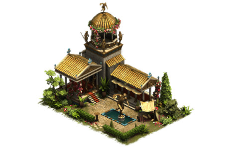 Forge of Empires Forge Bowl Event Athleten