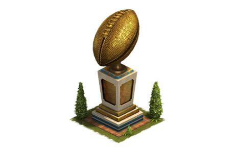 Forge of Empires Forge Bowl Trophäe