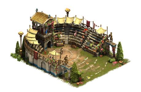 Forge of Empires Forge Bowl Siegerarena