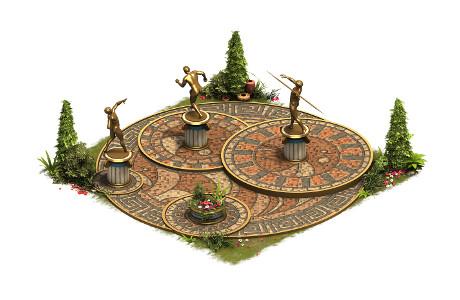Forge of Empires Forge Bowl Siegerplatz