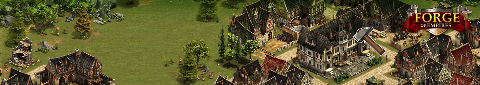 Forge of Empires - Wikinger-Siedlung in Sicht!