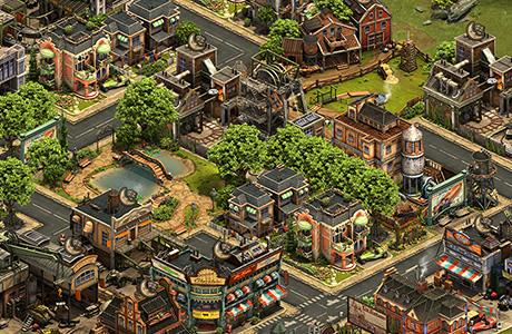 Forge of Empires - Gründen Sie Ihre Siedlung