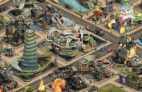 Forge of Empires - spielen Sie sich durch die Geschichte!
