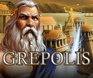 Grepolis, das antike Strategie Spiel
