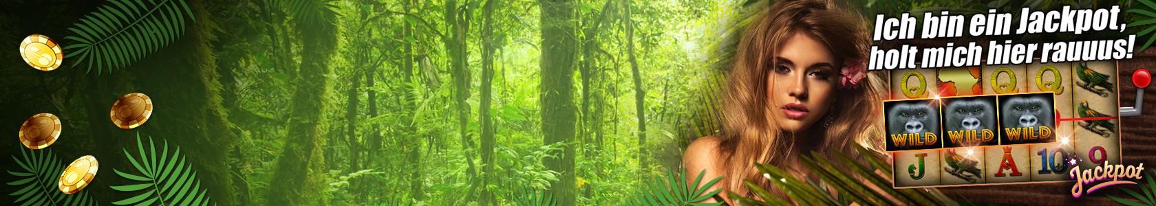 Dschungel Wahnsinn mit tollen Preisen!
