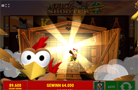Duck Shooter - Die virtuelle Jagd nach Chips!