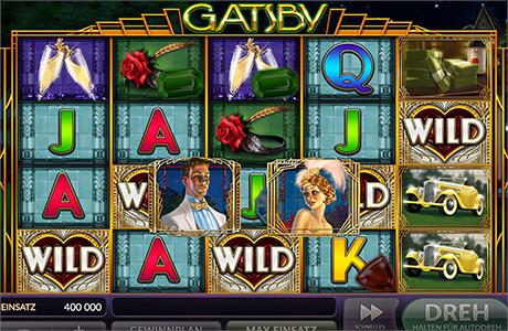 Gatsby - Lassen Sie die Walzen glühen!