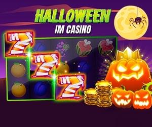 Halloween im Spaß Casino - Jagen Sie die Kürbisse!
