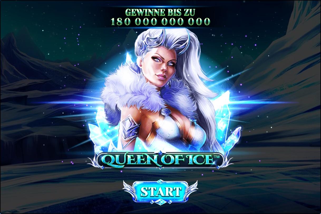 The slot machine: Queen of Ice.
