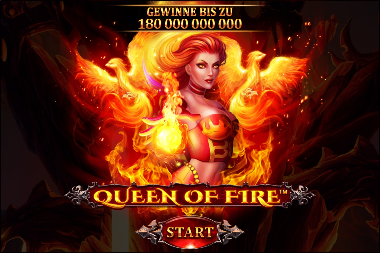 The Queen of Fire.