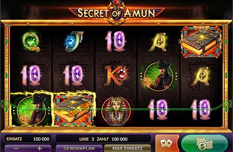 Secret of Amun - Am Nil ist was los!