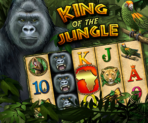 King of the Jungle Jackpot Spiele
