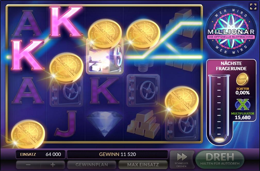 The great millionaire-slot