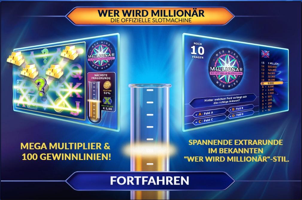 Wird Millionär