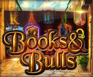 Books Bulls Jackpot-Spiel