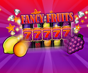 Fancy Fruits Jackpot-Spiel