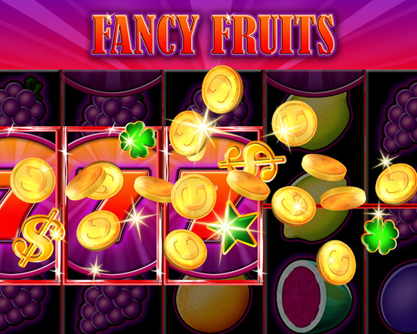 Fancy Fruits Jackpot