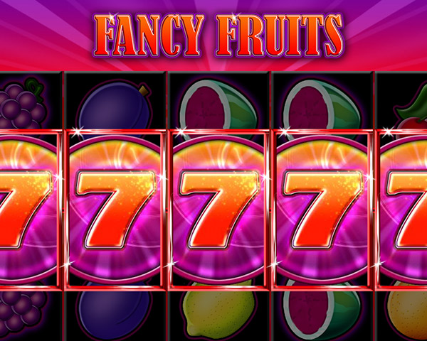 Fancy Fruits Mega Jackpot