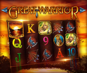 Great Warrior Jackpot-Spiel