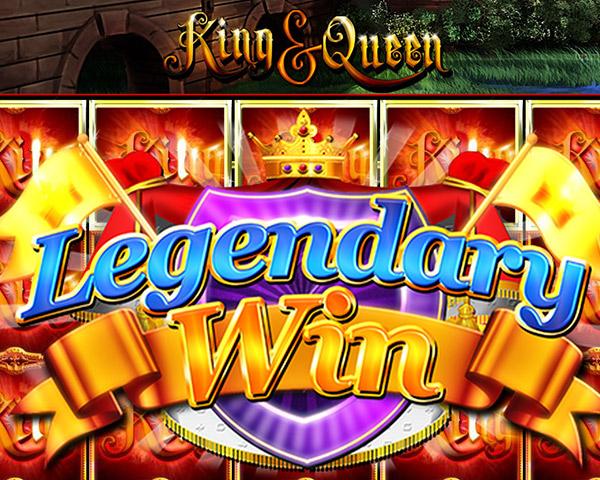 King & Queen Legandary Win