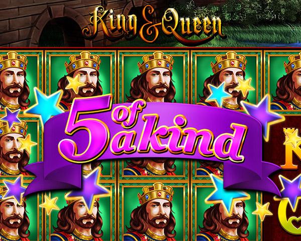 King & Queen 5 Kings