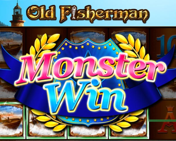 Old Fisherman Monster Win