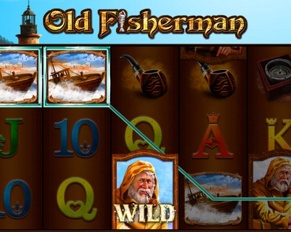 old fisherman spielen