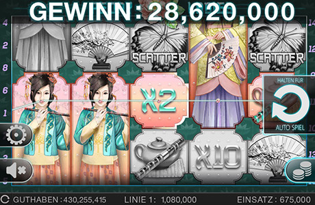 Spiele Peony Ladies - Video Slots Online