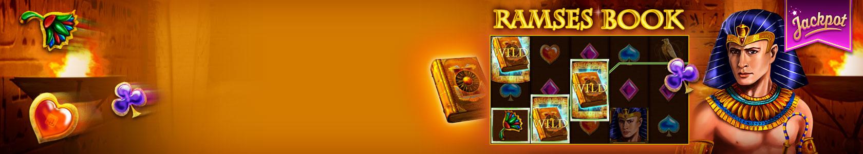 Ramses Book Jetzt Spielen