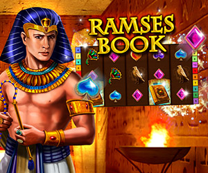 Ramses Book Jackpot-Spiel
