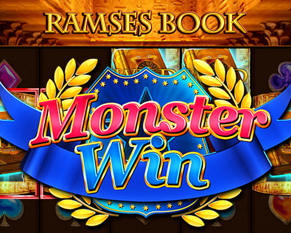 Ramses Book Monster Win