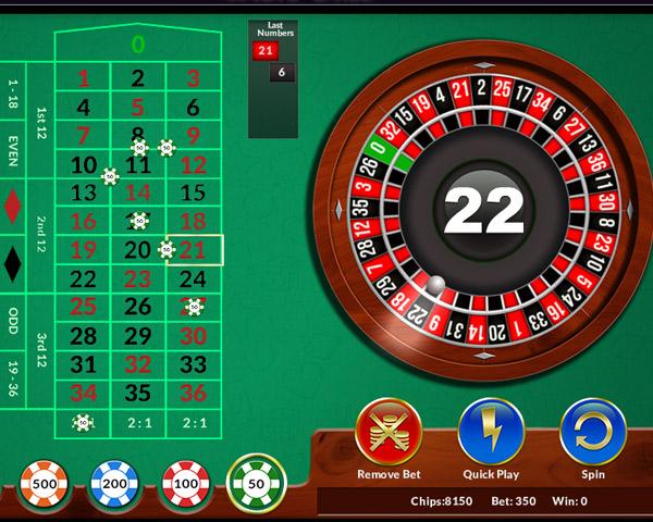 gerade zahl beim roulette