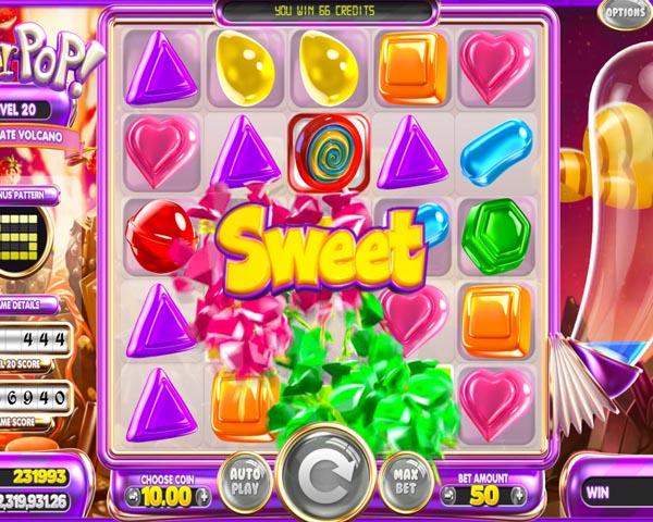 Sugar Pop Sweet